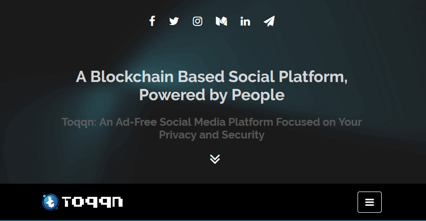 A Blockchain Based Social Platform, Powered by People
